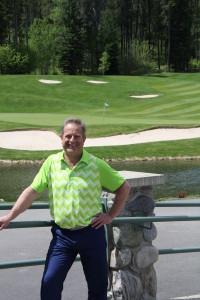 Glenn - our returning Golf Supervisor